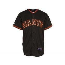 Majestic Replica jersey San Francisco Giants noir