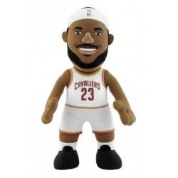 Poupluche LeBron James cavaliers 25 cm Blanc