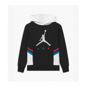 95A030-023_Sweat à capuche Jordan Jumpman Sideline Noir pour Junior