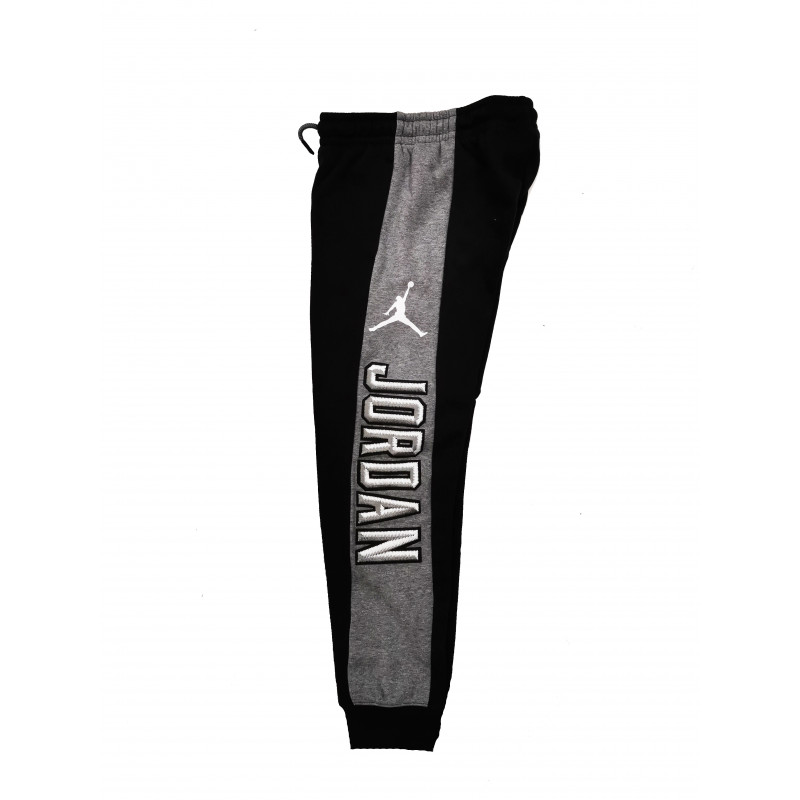 Pantalon Jordan Arc Fleece Noir pour enfant