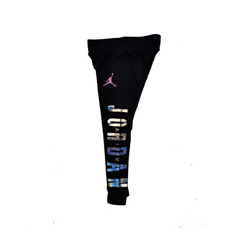 45A247-023_Legging Jordan Color Blocked Noir pour Fille