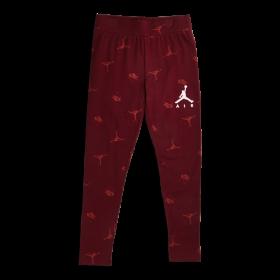 Legging Jordan Jumpman luxe court rojo para Nina