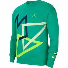 Sudadera Jordan Sport DNA verde