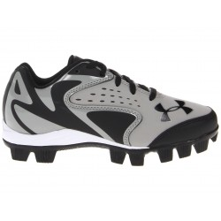 Under armour Lead off low moulés Gris/noir