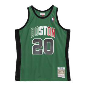 Maillot NBA Ray Allen Boston Celtics 2007 Mitchell & ness Hardwood Classics Vert
