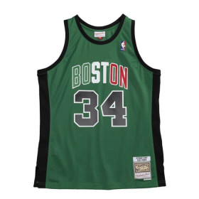 Maillot NBA Paul Pierce Boston Celtics 2007 Mitchell & ness Hardwood Classics Vert