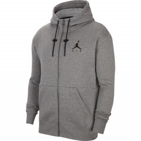 Sudadera Jordan Jumpman Air Full-Zip Hoodie Gris