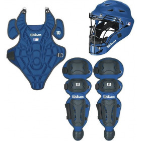 Youth Wilson Catcher Kit Royal