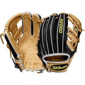 Gant de Baseball Wilson A2000 1786 Noir Crème