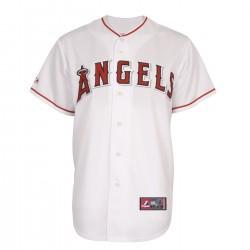 Majestic Replica jersey Los Angeles Angels Blanc