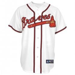 Majestic Replica Jersey Atlanta Braves