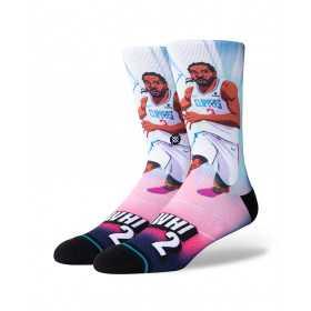 Chaussette NBA Stance Kawhi Rise