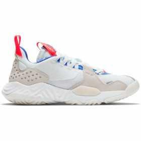 Chaussure Jordan Delta Blanc pour Femme