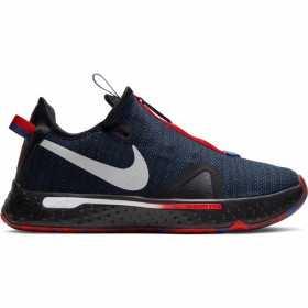 Chaussure de Basketball Nike PG4 Bleu marine