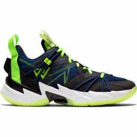 Chaussure de Basket Jordan Why not zer0.3 SE Bleu marine