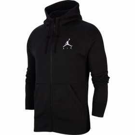 Veste à capuche Zippé Jordan Jumpman Air Noir