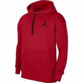 Sweat à capuche Jordan Jumpman Air Fleece Rouge pour homme