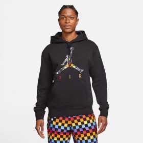 Sweat à capuche Jordan AJ3 Jumpman Air Embroided Noir pour homme