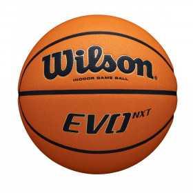 Ballon de Basketball Wilson Evo Next FIBA Gameball Orange