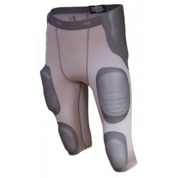 Legging de Protection Meyer sport 3/4 7 pads Gris