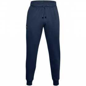Pantalon Under Armour Rival Fleece Jogger Bleu marine