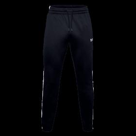 Pantalon Under Armour Sportstyle Track Camo Noir
