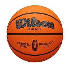 Ballon de Basketball Wilson Evo Next Africa League Gameball Orange