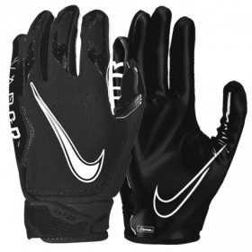 Gant de football américain Nike vapor Jet 6.0 Noir pour receveur