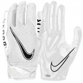 Gant de football américain Nike vapor Jet 6.0 Blanc pour enfant