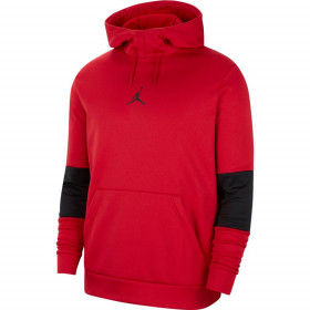 Sweat à capuche Jordan Jumpman Air Therma Rouge pour homme