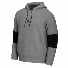 Sweat à capuche Jordan Jumpman Air Therma Gris pour homme
