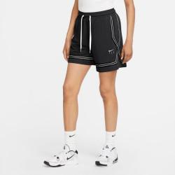 Short de Basketball Nike Fly Crossover Noir pour Femme