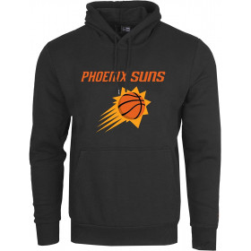 Sweat à Capuche NBA Phoenix suns New Era Team logo Noir