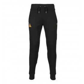 Pantalon de jogging New Era Crafted track Noir pour Homme