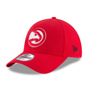 Casquette NBA Atlanta Hawks New Era The League 9forty adjustable Rouge