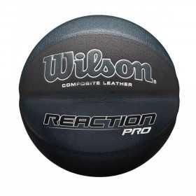 Ballon de Basketball Wilson Reaction Pro Noir