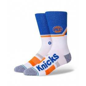 Chaussettes NBA New York Knicks Stance Arena Short cut 2 Bleu