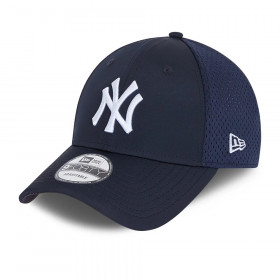 Casquette MLB New York Yankees New Era Team Arch 9Forty Bleu marine