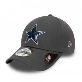 Casquette NFL Dallas Cowboys New Era Team 39Thirty Gris