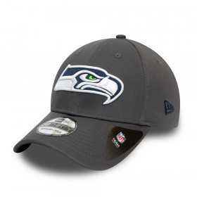 Casquette NFL Seattle Seahawks New Era Team 39Thirty Gris