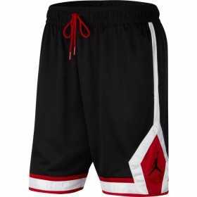 Short de Basketball Jordan Jumpman Diamond Noir