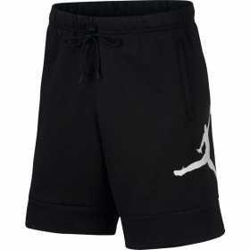 Short Jordan Jumpman Air Fleece Noir pour homme