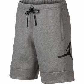 Men's Jordan Jumpman Air Fleece Short Grey