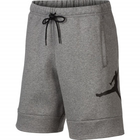 Short Jordan Jumpman Air Fleece Gris pour homme