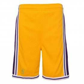 Kids' Mitchell & Ness NBA Short Los Angeles Lakers 1996 Yellow