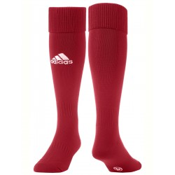 Adidas chaussette Milano rouge/blanc