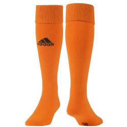 Adidas chaussette Milano orange/noir