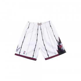 Short NBA Toronto Raptors 1998-99 Mitchell & Ness Swingman Blanc