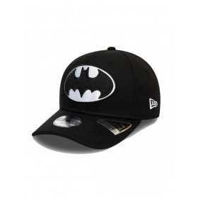 Casquette Batman New Era Superhero 9Fifty Noir pour Enfant