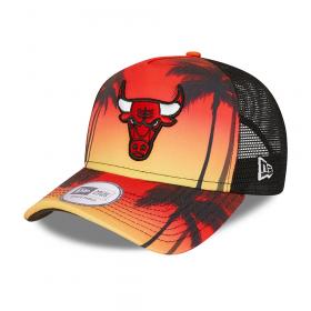 Casquette NBA Chicago Bulls New Era Summer city Noir
